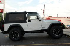 4 things I learned about Jeep lift kits - after the fact. (We got a 3-inch lift kit.)