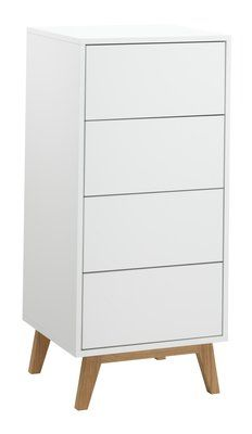 Kommode MAILLARD White Bathroom, Dresser, Room Decor, Salon Ideas, Bedroom, Furniture, Grey, Search, Nightstand