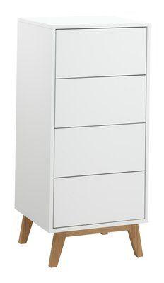 Kommode MAILLARD White Bathroom, Dresser, Room Decor, Salon Ideas, Bedroom, Furniture, Grey, Search, Nightstand