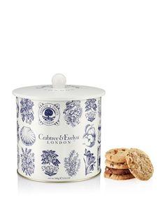 Crabtree & Elvelyn biscuit tin