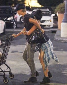 Vanessa and her bf  la-realidad:  Relationship goals  +  .