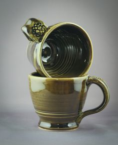 Celtic mugs