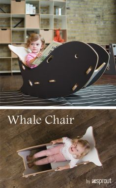 32 Best Whale Rocking Chair Images Kids Furniture