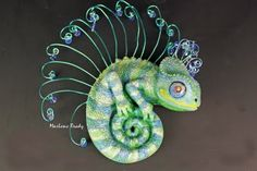 Chameleon. website of Marlene Brady.