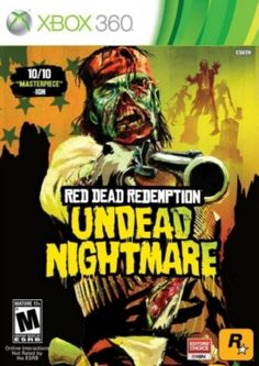 Red Dead Redemption: Undead Nightmare - Xbox 360 - Xbox 360 Games $31.77