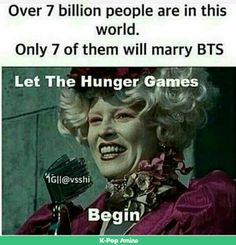 What If ONLY 2 Or 3 people That Will Marry BTS???!!!?!!