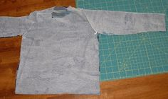 Sew Inspired: How To Make A T-Shirt