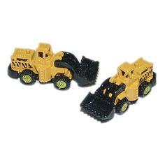 Tractor Digger Cufflinks