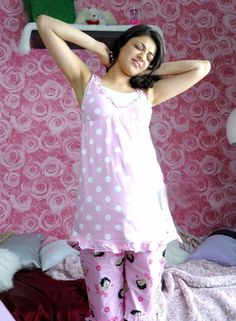 Indian Hot Actress Kajal Agarwal Sleeping Dirty Stills In Pink Dress Armpits Show Photos In Pink Dress. Bollywood Actress Hot Photos, Beautiful Bollywood Actress, Most Beautiful Indian Actress, Beautiful Actresses, Tamil Actress, Pink Gowns, Pink Dress, Hot Actresses, Indian Actresses