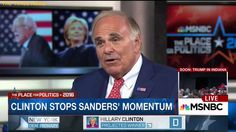 Clinton Backer Rendell Says Clinton (As Well As Sanders) Must Tone Down Negative Attacks