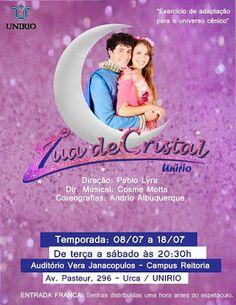 """Agenda Cultural RJ: Espetáculo ''Lua de Cristal"""" com Entrada Gratuita ..."""