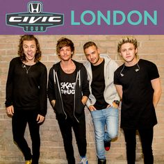 USA! You can win a trip to see the guys in London at http://Honda.us/1DLondon