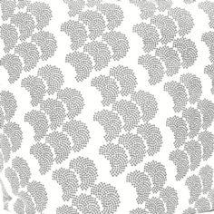 Obi Grey Extra Wide Organic Oilcloth