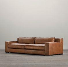 Capri Leather Sofas