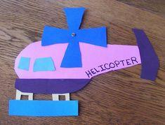 Transportation Preschool Activities, Transportation Activities, Preschool Projects, Projects For Kids, Crafts For Kids, Spring Activities, Craft Activities, Baby Crafts, Toddler Crafts