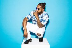 MUSIC: Omarion – #NUDES