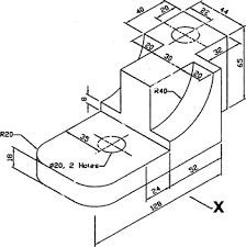 How to arrange and paper engineering drawing Mechanical Engineering Design, Paper Engineering, Mechanical Design, Autocad Isometric Drawing, Solidworks Tutorial, 3d Drawings, Technical Drawings, Geometric Construction, Interesting Drawings