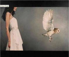 FAREWELL TO THE WANDERLUST KING by Amy Judd Art, via Flickr