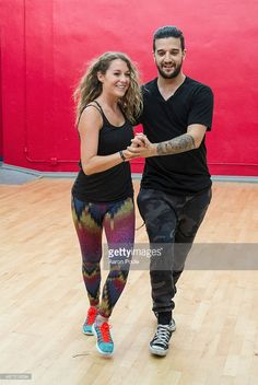Alexa Penavega and Mark Ballas: Rehearsals - The celebrity cast of 'Dancing with the Stars' is lacing up their ballroom shoes and getting ready for their first dance on MONDAY, SEPTEMBER 14 (8:00-10:01 p.m., ET) on the ABC Television Network.