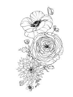 design for forearm tattoo by erin ellis