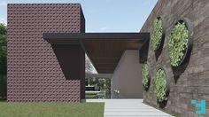 Muito amor em postar esse projeto!!!  Casa E + R, Senador Canedo, Goiás. Projeto de Arquitetura Residencial. Veja mais no nosso site, link na bio.#Fors #Ideias #Arquitetura #IssoÉFors