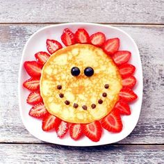 49 Ideas Fruit Breakfast For Kids Healthy Snacks For 2019 Cute Snacks, Cute Food, Good Food, Yummy Food, Party Snacks, Fruit Snacks, Snacks Ideas, Fruit Fruit, Fruit Party