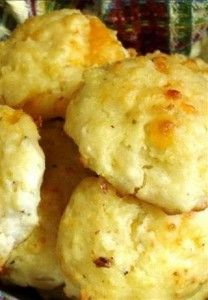 Recipe For  Red Lobster Cheddar Bay Biscuits Copy Cat