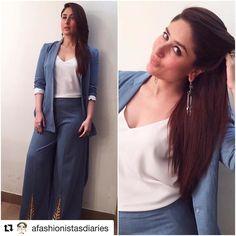 Absolutely loving Bebo's summer dressing  #Repost  Kareena Kapoor Khan  Outfit - @masabagupta  Jewelry - @amrapalijewels  Styled by - @mohitrai  #bollywood #style #fashion #beauty #bollywoodstyle #bollywoodfashion #indianfashion #celebstyle #kareenakapoor #kareenakapoorkhan #masabagupta #bangalore #bengaluru #india #mobmerry #bangalorebloggers