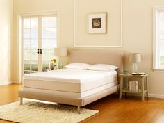 Tempurpedic mattresses are super nice.  The most comfortable bed in the world and they last for a very long time.