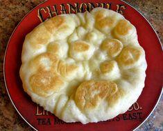 Fried Bread Dough (or Pizza Dough)