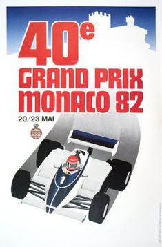 Monaco Grand Prix - 1982
