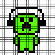 Minecraft 2D Pixel Art ideas | Minecraft Pixel Art Building Ideas