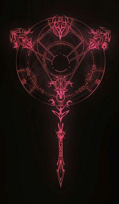 ęųnøıą Oculto, Body Art Tattoos, Glyphs Symbols, Occult Symbols, Occult Art, Magic Symbols, Anubis Symbol, Anubis Drawing, Summoning Circle