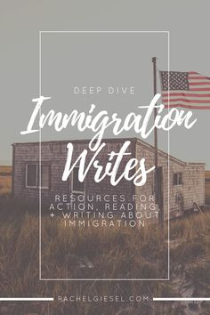 Immigration Writes: Deep dive into resources for action, reading, and writing Writing Lessons, Writing Resources, Blog Writing, Writing A Book, Writing Tips, Family Separation, Poetry Foundation, Writing Workshop, Fiction Writing