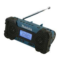 Makita - 12V Radio (Tool Only) - RM01 - Home Depot Canada
