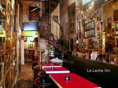 Le Leche Vin, Paris