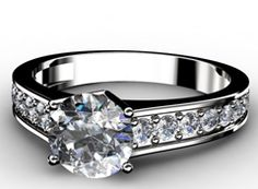 22 Best Diamant Verlobungsringe Mit Seitendiamaten Images On