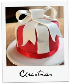 The Baked Bean Tin Christmas Cake Project – pt 3 » Butcher, Baker