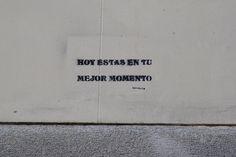 Calle Almaden, 6. Barrio Huertas y Las Letras. Madrid 2015.