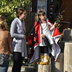 Kate Middleton Photos Photos - Catherine, Duchess of Cambridge has fun with little Okasana baerg, of the.Carcross Tagish First Nation tribe during the Royal Tour of Canada on September 28, 2016 in Carcross, Canada. Prince William, Duke of Cambridge, Catherine, Duchess of Cambridge, Prince George and Princess Charlotte are visiting Canada as part of an eight day visit to the country taking in areas such as Bella Bella, Whitehorse and Kelowna - 2016 Royal Tour to Canada of the Duke and…