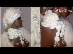 Crochet hats. Вязаные шапки от Olga Lace - YouTube