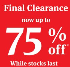 Selected Products are now on sale for a limited time. Save up to 75% at our online store. Get what you need and then tell your friends. Hurry while product last or before this sale ends. Clearance products are close out items that will no longer be available once they sell.  United States standard delivery is FAST N' FREE. Start shopping online today! Free U.S. shipping upgrade to Priority Mail with any purchase of $50 or more.  http://stores.ebay.com/Head-2-Toe-Theatrical