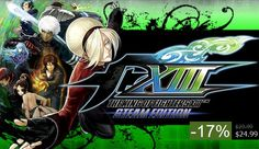 Save 17% on Pre-Purchase The King Of Fighters XIII @ Steam. on DealsAlbum.com