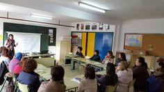 TALLER COACHING PARA FAMILIAS, CEIP Virgen del Monte (Bolaños de Cva) dentro del Proyecto de Acción Comunitaria Intercultural dentro de la Comunidad Educativa de Fundación Cepaim.