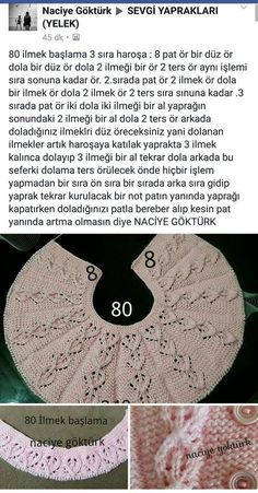 Discover thousands of images about Robalar [] # # # [] # # # # # # # # # # Acıklama ve ornek icin tesekkurler elleriniz dert gormesin This post was discovered by Maria Vishnya. Discover (and save!) your own Posts on Unirazi. Bind Off Knitting, Knitting For Kids, Crochet For Kids, Knitting Stitches, Free Knitting, Baby Pullover, Baby Cardigan, Baby Knitting Patterns, Diy Crafts Crochet