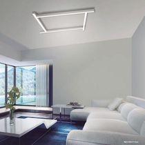 plafonnier design original / linéaire / en aluminium / en polycarbonate