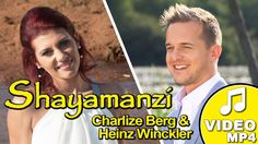 BUY the song - Shayamanzi. Written by Machiel Roets, produced by App Leopard.tv, and sung by Charlize Berg & Heinz Winckler. Singing, App, Songs, Writing, Music, Musica, Musik, Apps, Muziek