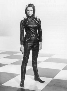 The Avenger's Emma Peel taught me to be elegant while sultry and dangerous.