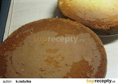 Máslový korpus na dort recept - TopRecepty.cz Muffin, Breakfast, Ethnic Recipes, Food, Morning Coffee, Essen, Muffins, Meals, Cupcakes