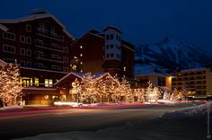 Why do we love Crested Butte? Because it IS a winter wonderland.